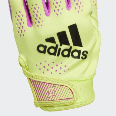 Training Yellow Adizero 11 Supercharged Gloves