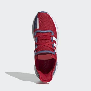 Men Originals Red U_Path Run Shoes