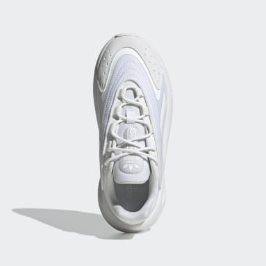 Ozelia Shoes Bialy