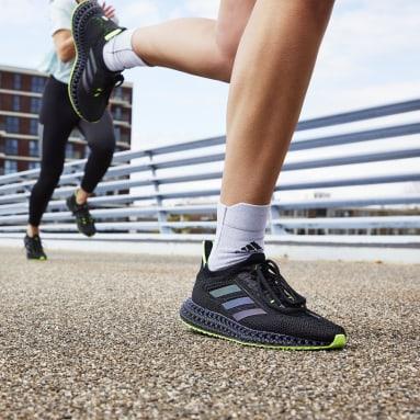 Løb Hvid Running Adizero Ultralight Quarter Performance sokker