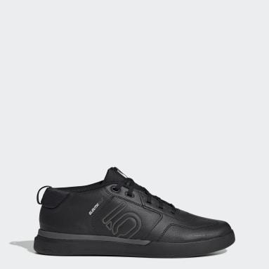 Five Ten Black Five Ten Sleuth DLX Mid Mountain Bike Shoes