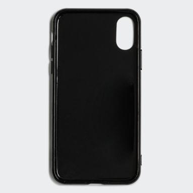 Coque emboîtable Adicolor iPhone X Bleu Originals