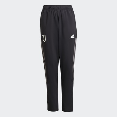 Pantaloni da rappresentanza Tiro Juventus Nero Bambini Calcio