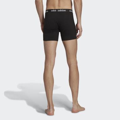 Men Sportswear Black Essentials Logo Boxer Briefs Two-Pack
