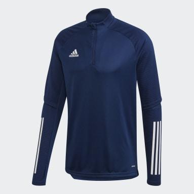 Men Gym & Training Blue Condivo 20 Training Top