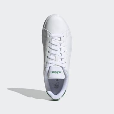 ผู้ชาย Sport Inspired สีขาว รองเท้า Advantage