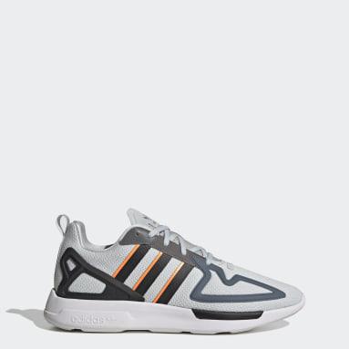 Originals Grå ZX 2K Flux Shoes