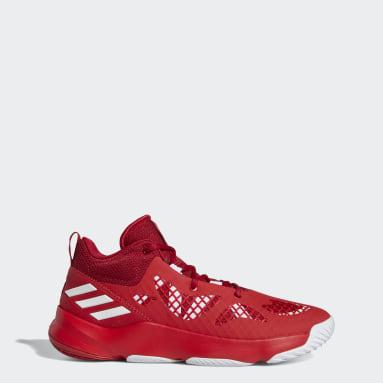 Chaussure Pro N3XT 2021 Rouge Basketball