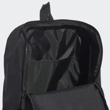 Gym & Training Black 3-Stripes Response Backpack