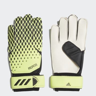 Football Green Predator 20 Training Gloves