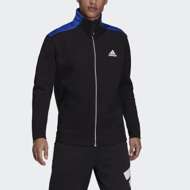 Men Sportswear Black adidas Z.N.E. Sportswear Track Top