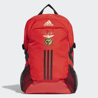 Fotboll Röd Benfica Backpack