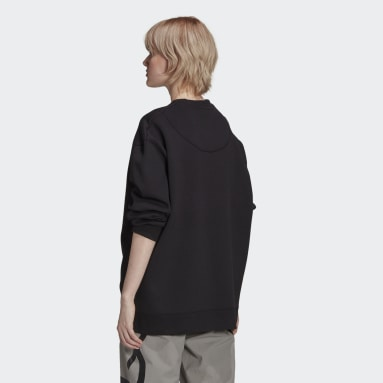 черный Джемпер adidas by Stella McCartney SC