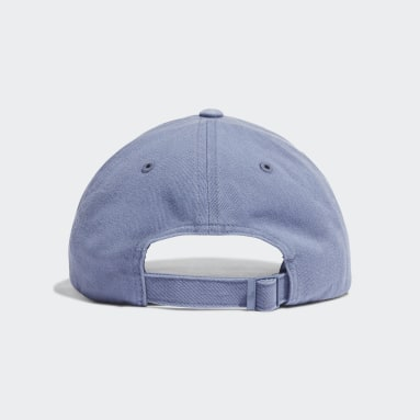 Training Purple Cotton Adjustable Dad Cap
