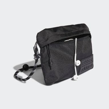 Originals สีดำ กระเป๋าขนาดเล็กดีไซน์เรียบ R.Y.V.