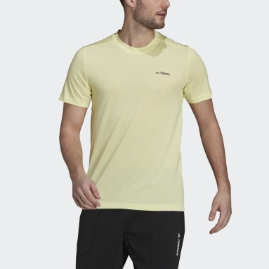 T-shirt Terrex Tivid Jaune Hommes TERREX