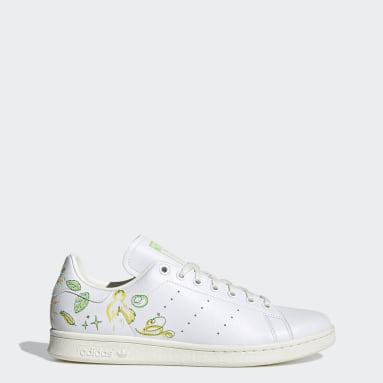 Zapatillas Stan Smith Peter Pan and Tinker Bell Blanco Hombre Originals
