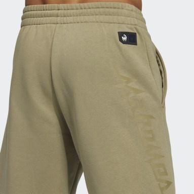 Men's Sportswear Green Mahomes Shorts