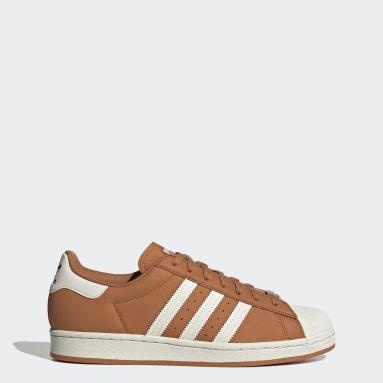 Originals Brown Superstar Shoes