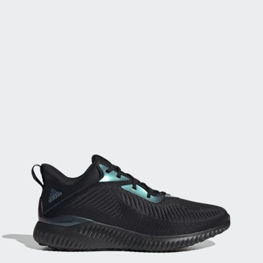 Running Black Alphabounce Shoes