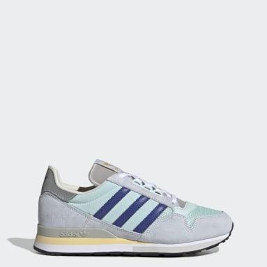 Women Originals Blue ZX 500 Shoes