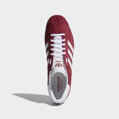 Originals Burgundy Gazelle Shoes
