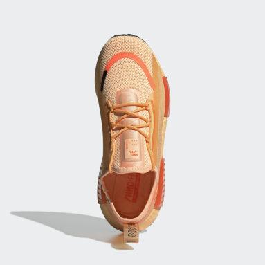 Chaussure NMD_R1 Spectoo Orange Femmes Originals