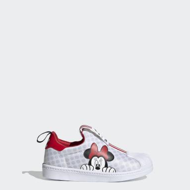 Children Originals White Superstar 360 X Shoes