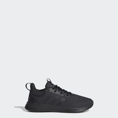 Kids Essentials Black Puremotion Shoes