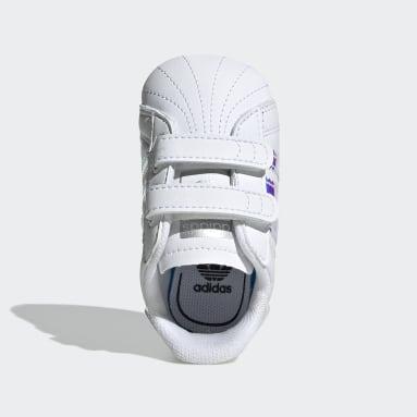 Chaussure Superstar blanc Bambins & Bebes Originals