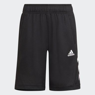Pantalón corto AEROREADY Negro Niño Gimnasio Y Entrenamiento