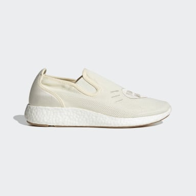 Chaussure Human Made Pure Slip-On Blanc Originals