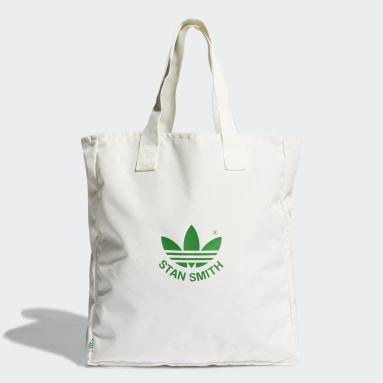 Bolsa Shopper Stan Smith Branco Originals