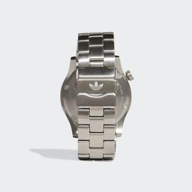 Reloj CYPHER_M1 Plateado Originals