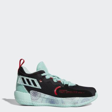 Basketball Black Dame 7 EXTPLY Shoes