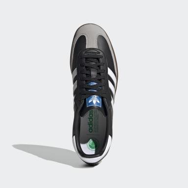 Men's Originals White Samba Vegan Shoes