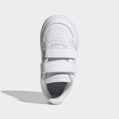 Kids Sportswear White Breaknet Shoes