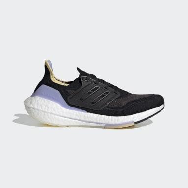 Zapatillas Ultraboost 21 Negro Mujer Running