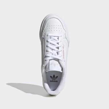Děti Originals bílá Boty Continental 80