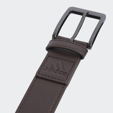 Men Golf Brown Classic Belt