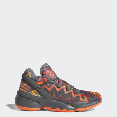 Men's Basketball Grey Donovan Mitchell D.O.N. Issue #2 Shoes