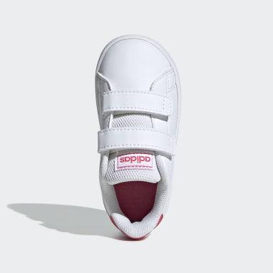 Meisjes Sportswear Wit Advantage Schoenen