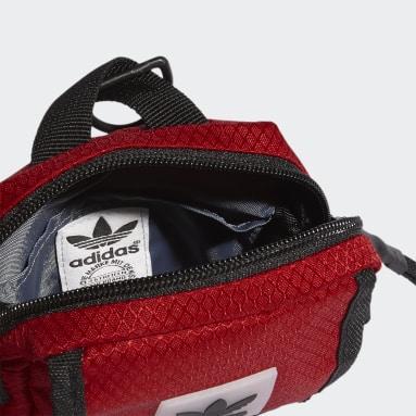 Originals Red Utility Festival Crossbody Bag
