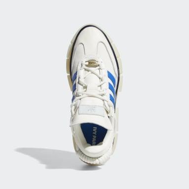 Women Originals White Super-Sleek Shoes