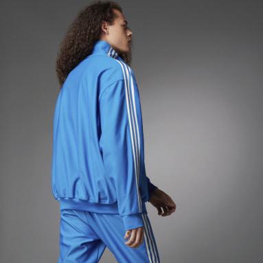 Muži Originals modrá Sportovní bunda Blue Version BB