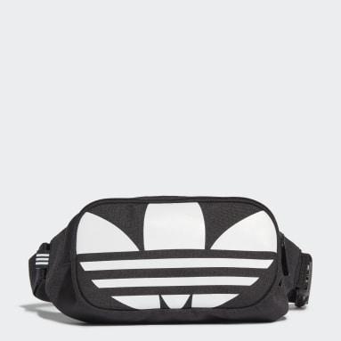 Adicolor Trefoil Waist Bag Czerń