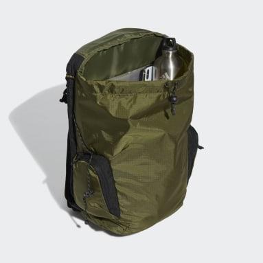Trailový Běh zelená Batoh Explorer Primegreen