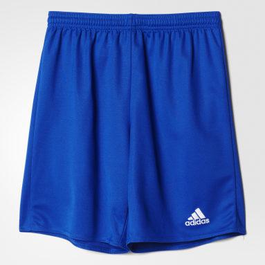 Short Parma 16 Bleu Enfants Fitness Et Training