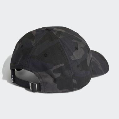 Cappellino Camo Baseball Grigio Originals