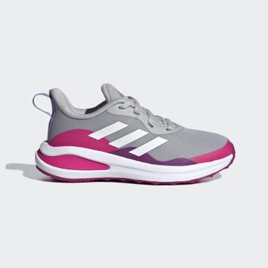 Barn Löpning Grå FortaRun Lace Running Shoes